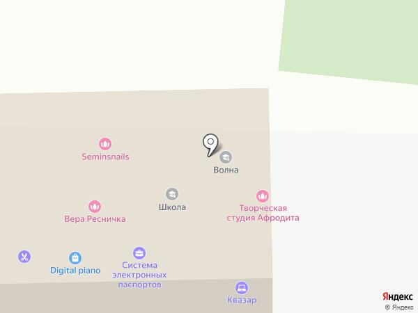Semin`s nails на карте Щербинки