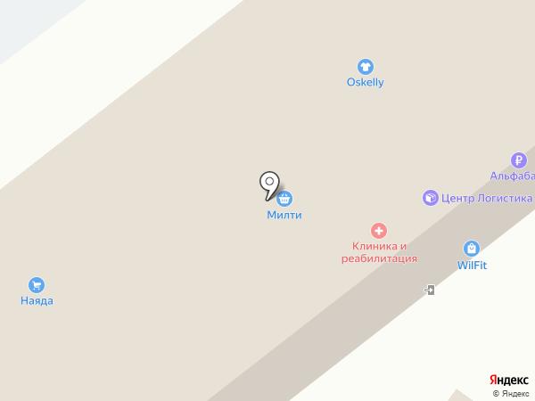 Nayada на карте Москвы