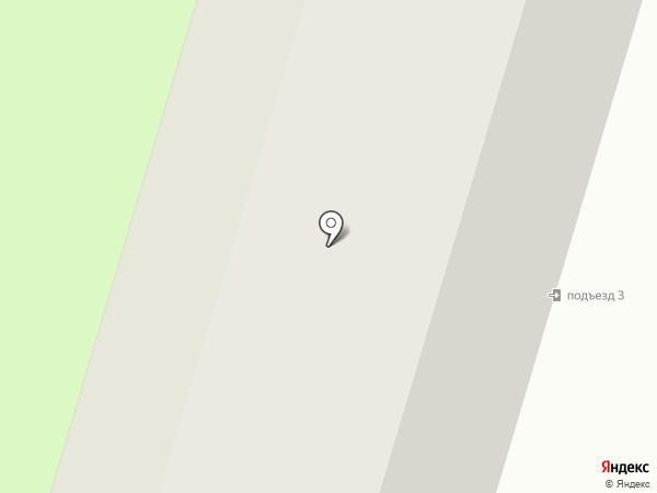 Бекар на карте Москвы