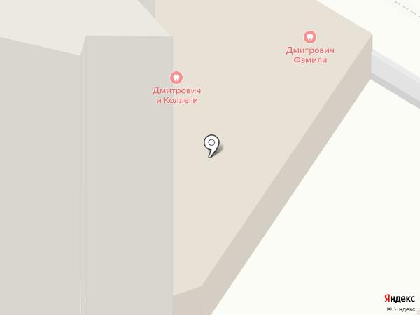MGrom на карте Москвы