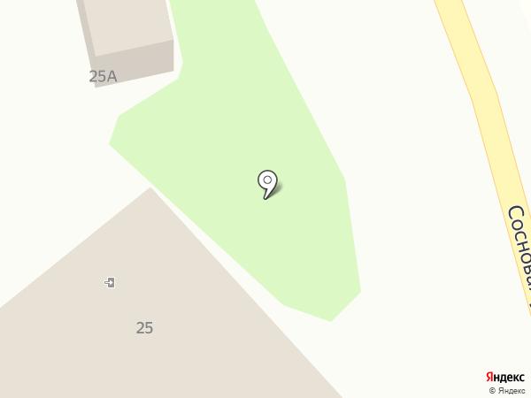 GR ГОРОД СТРИЖЕК на карте Подольска