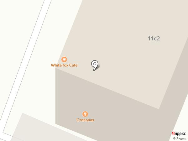 Anna Mores на карте Москвы