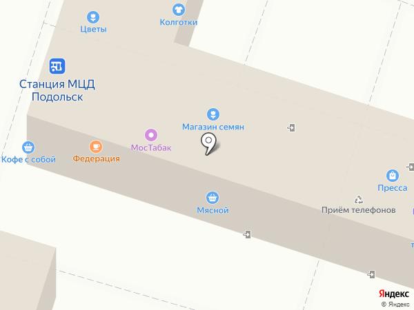 One Place на карте Подольска