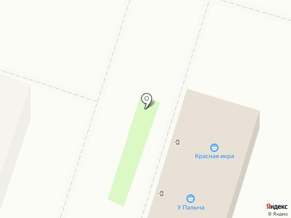 Сладкий дом на карте Подольска