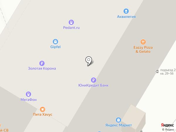 Сахалинская рыбная компания на карте Москвы
