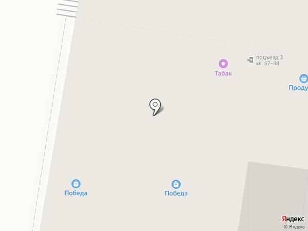 Московский кредитный банк, ПАО на карте Москвы