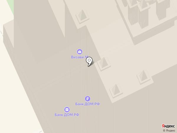 АКБ Российский капитал, ПАО на карте Москвы