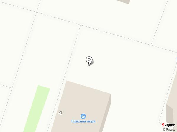РосДеньги на карте Подольска
