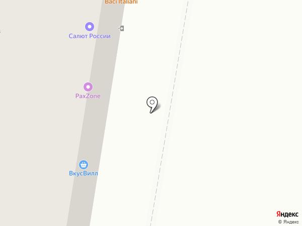 Персона Lab на карте Москвы