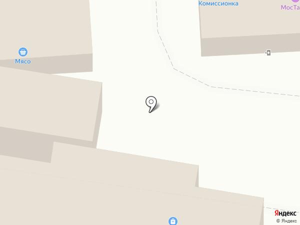 Киоск фастфудной продукции на карте Щербинки