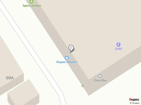 Магазин бижутерии на карте Тулы