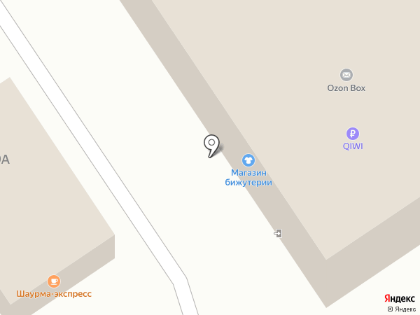 Дикси на карте Тулы