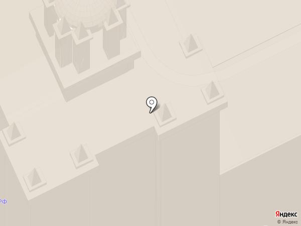 Банкомат, АКБ Российский капитал, ПАО на карте Москвы