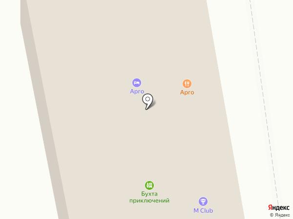 Троицкое на карте Троицкого
