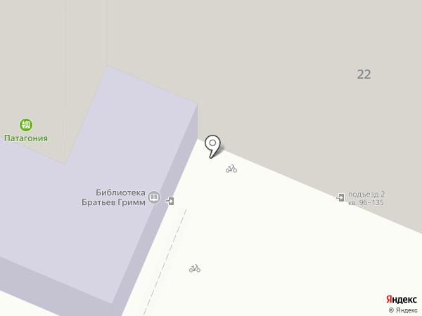 KidsBrain на карте Москвы