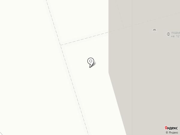 Континент на карте Москвы