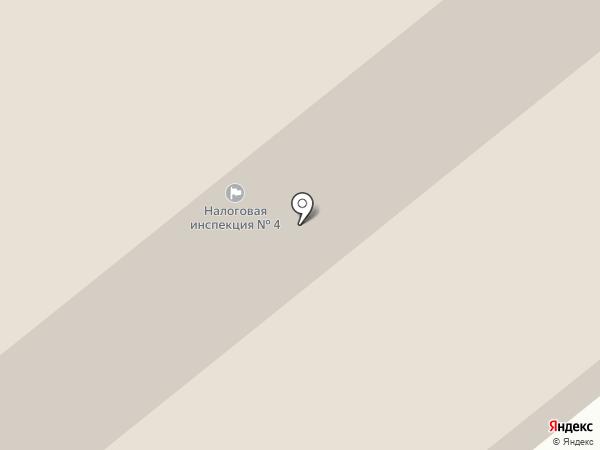 ИФНС на карте Москвы