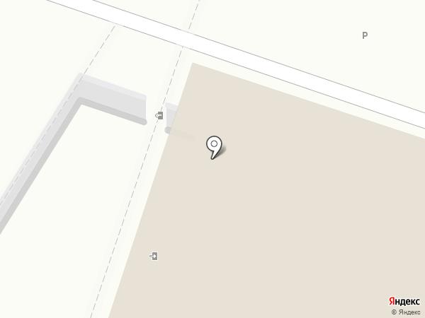 Армата на карте Подольска