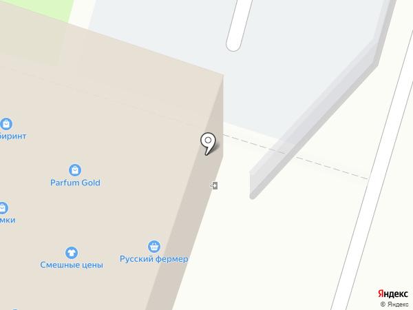 БалтБет на карте Подольска