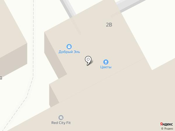 Хмель на карте Подольска