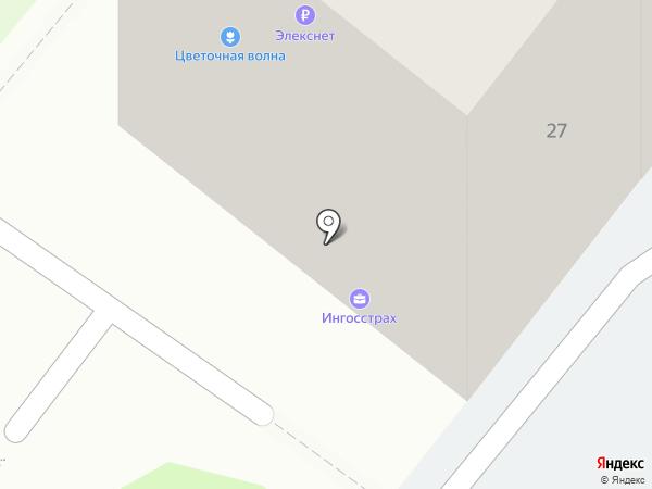 GBR Design на карте Москвы