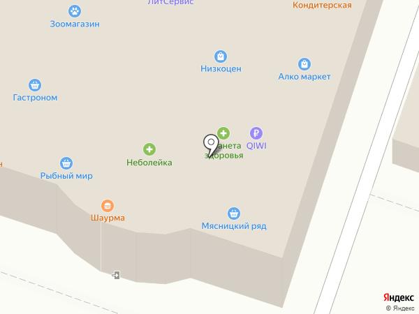 Магазин аксессуаров для мобильных телефонов на карте Подольска