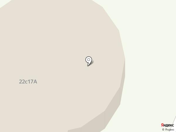 Finntack на карте Москвы