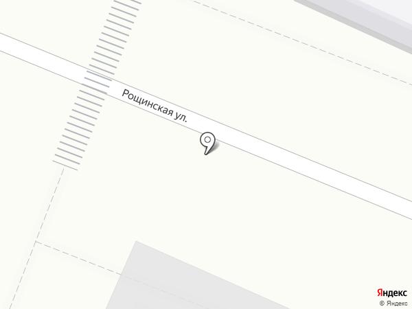 Амакс на карте Подольска