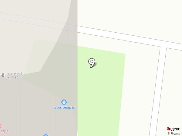 Лана фарм на карте Подольска