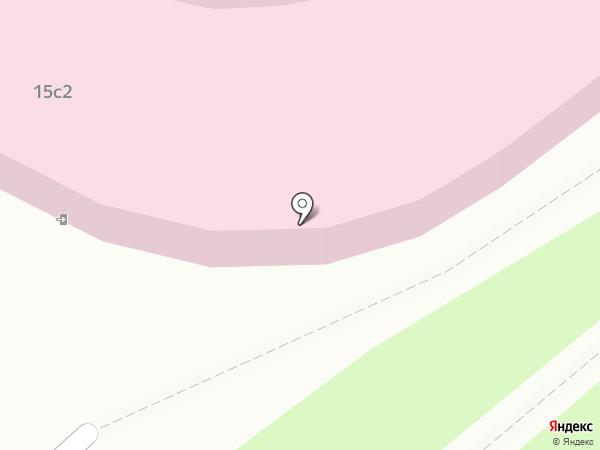 Храм Великомученика и целителя Пантелеимона при ГКБ №61 на карте Москвы
