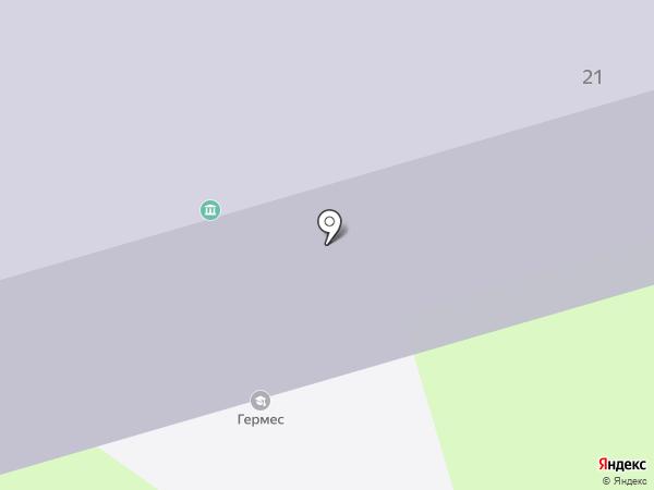 Кадзе-Но-Рю на карте Москвы