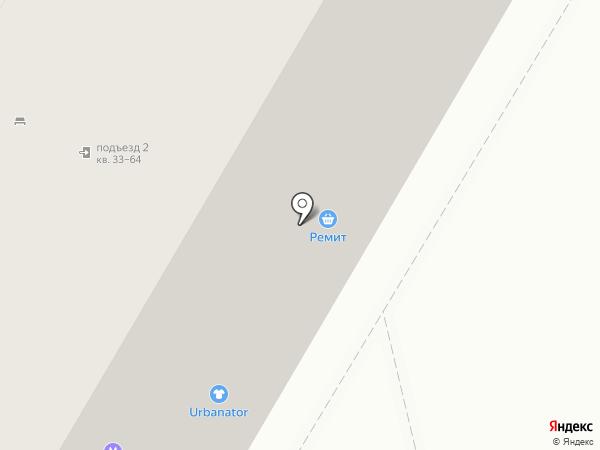 pro-znak.ru на карте Москвы