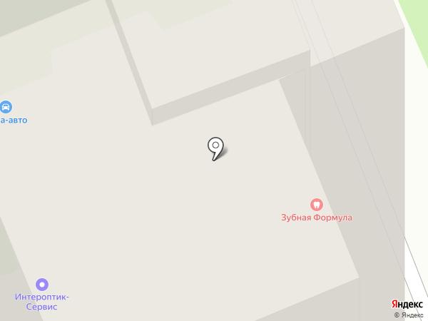 Намимбус на карте Москвы