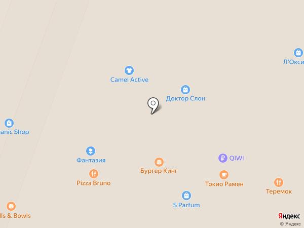 Галерея Михайлов на карте Москвы