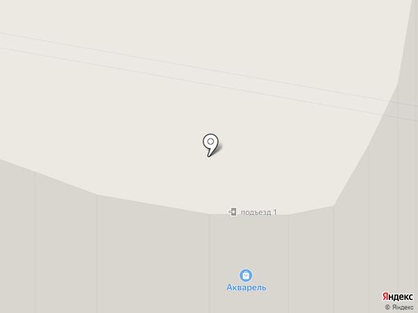 Парикмахерская на карте Подольска