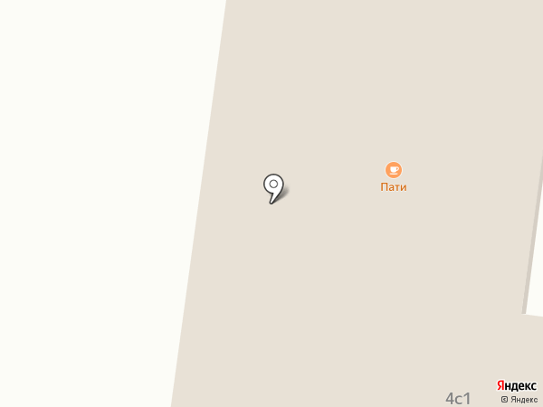 Новая урантия на карте Подольска