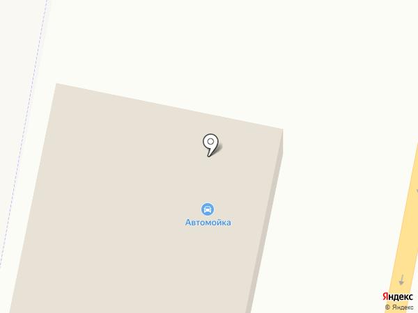 Граница на карте Щербинки