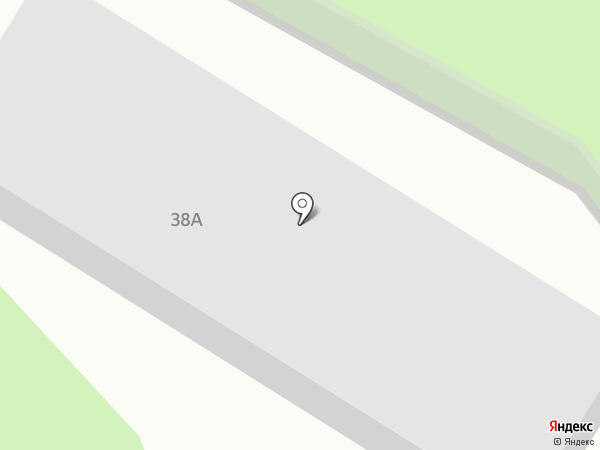 Автохирург на карте Москвы