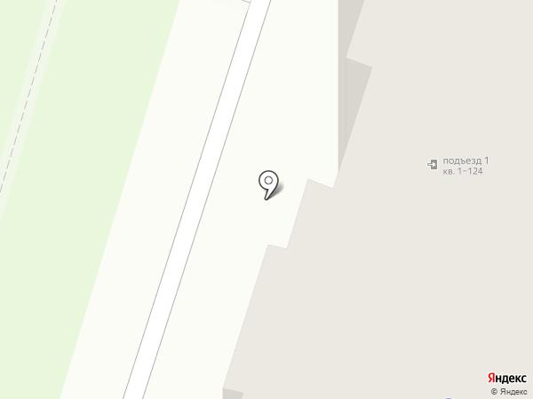 Кристалл на карте Тулы
