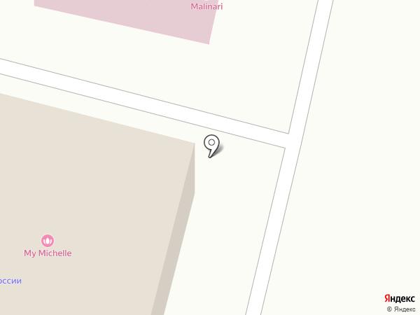 Новый Художник на карте Москвы