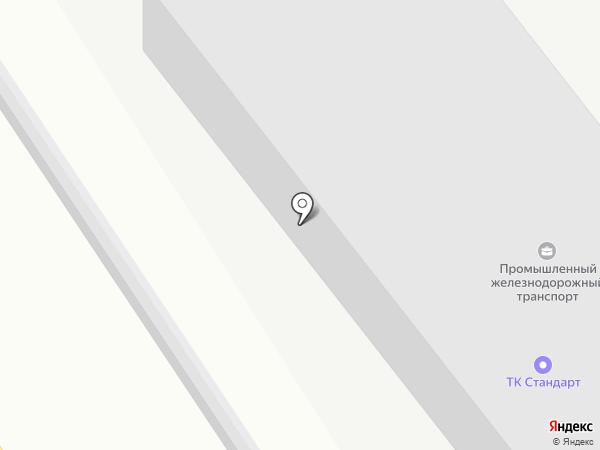 Сталерон на карте Подольска