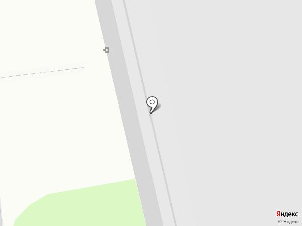 Ивановская мебельная фабрика на карте Москвы