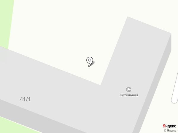 Тулатеплосеть на карте Тулы
