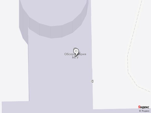 Мэп Мейкер на карте Москвы