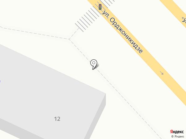 Барей на карте Подольска