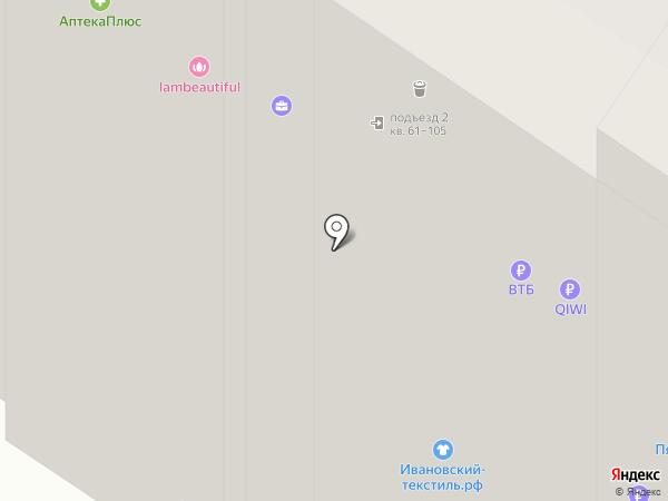 Управление Жилищного Хозяйства на карте Тулы