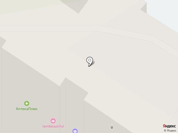 Магазин мебели на карте Тулы
