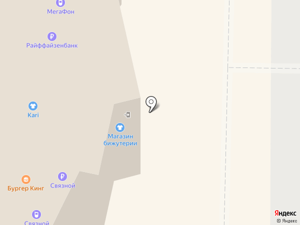 Четыре лапы на карте Щербинки