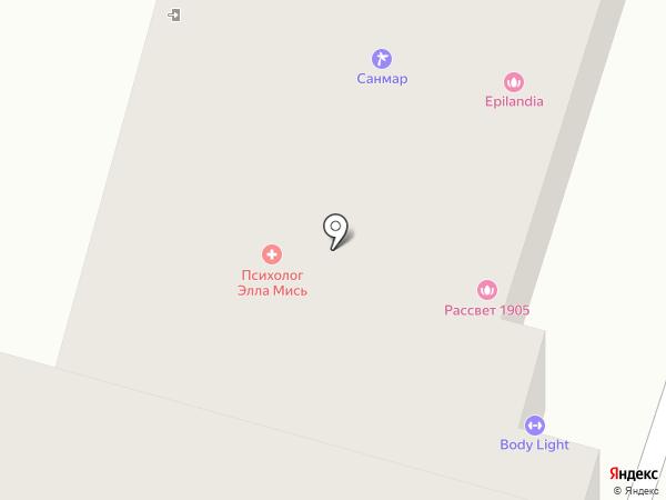 Будущее сейчас на карте Москвы