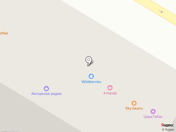 Маникюрная №1 на карте Москвы